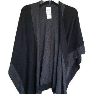 Charter club Sweater Shawl Wrap Comfy Cardigan